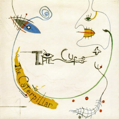 Cure - The Caterpillar - 1984