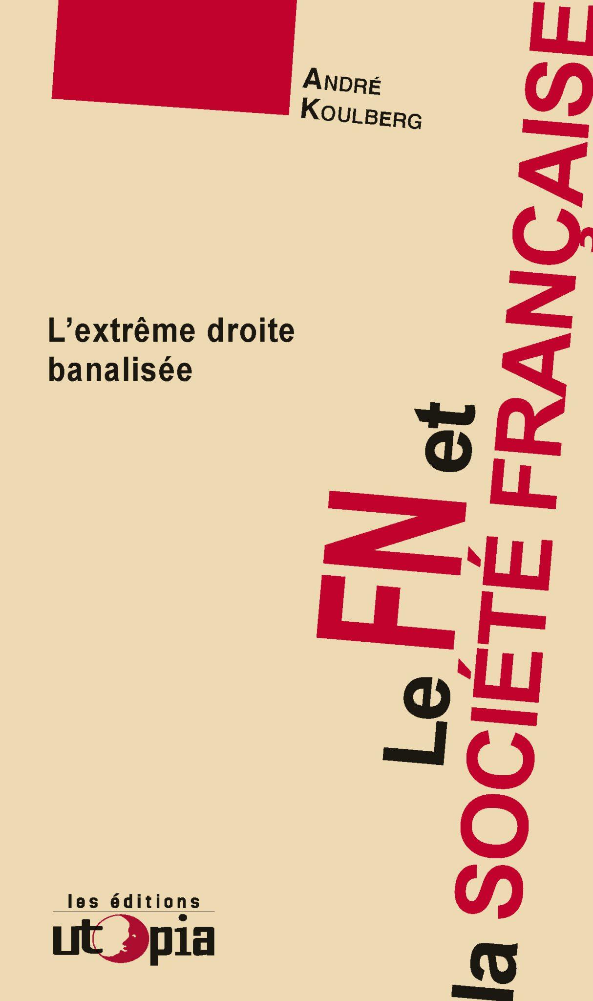 le FN et la société francaise koulberg bibliolingus