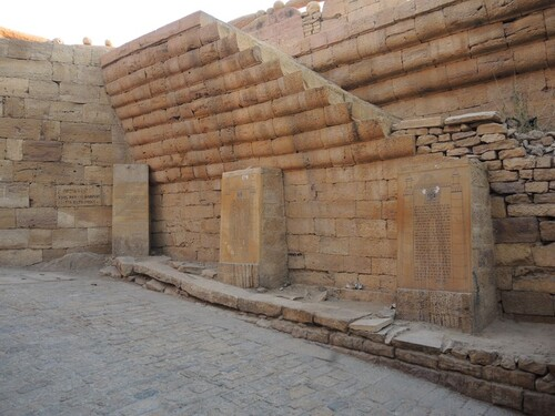 Inde 2014- Jour 5- Fort de Jaisalmer