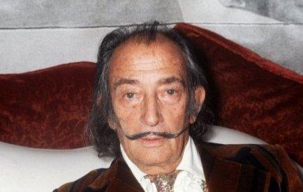 * Salvador Dali
