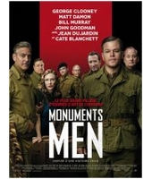 cinema : Monuments men