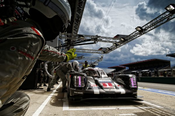 Le Mans 2016 I