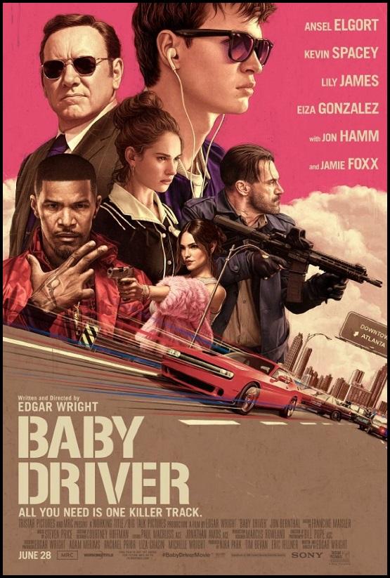 [Critique] Baby Driver