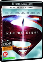 [UHD Blu-ray] Man of Steel