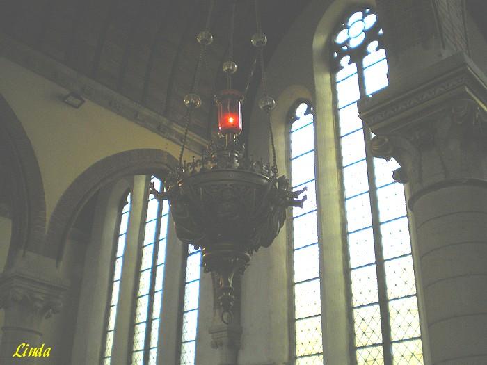 Belgique: Eglise d'Etterbeek -03