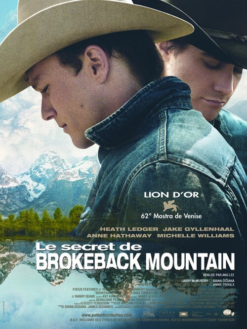 LE SECRET DE BROKEBACK MOUNTAIN BOX OFFICE USA 2006