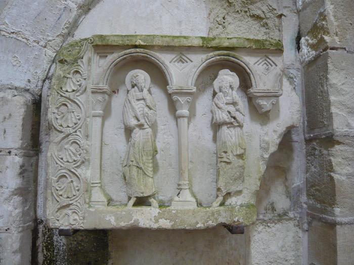Abbatiale Saint-Genou (36)