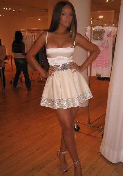 Rihanna, toujours plus Sexy !