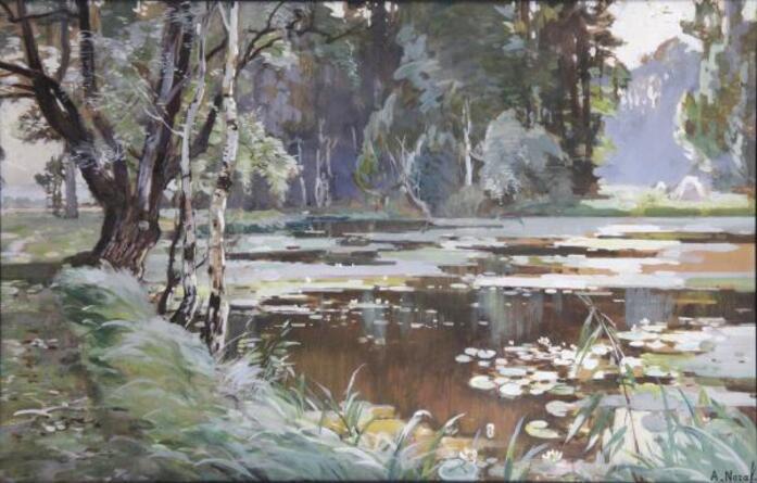 * À Vous de Voir * Alexandre NOZAL - Peintre voyageur