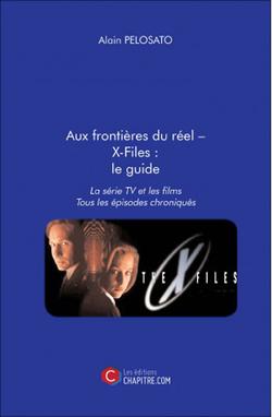 X-Files le Guide édité chez Chapitre.com