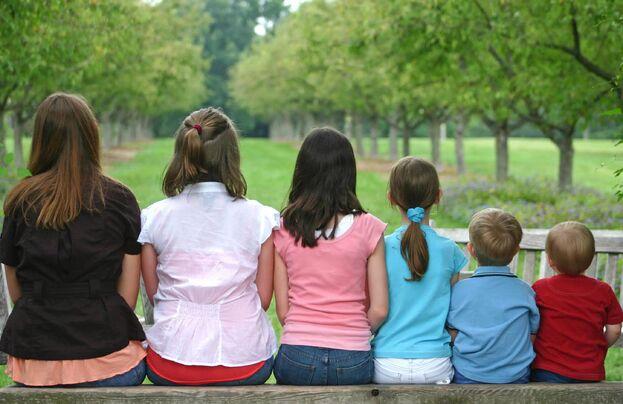 Pourquoi les grandes familles sont-elles géniales ?