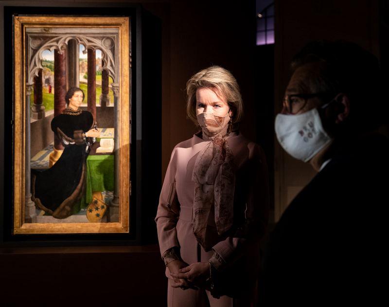 « Memling Now : Hans Memling dans l'art actuel »