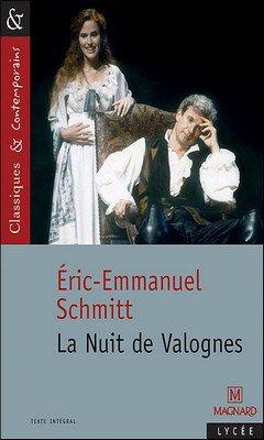 Eric-Emmanuel Schmitt : Le Nuit de Valognes