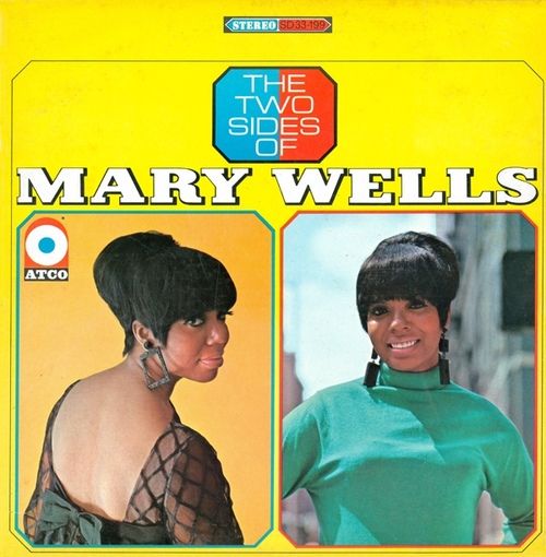 "Mary Wells : Album "" The Two Sides Of Mary Wells "" Atco Records SD 33-199 [ US ]"