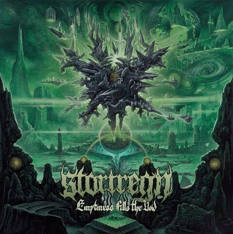 STORTREGN - Détails et extraits du nouvel album Emptiness Fills The Void
