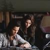 Bella et Jacob dans le garage