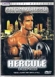 Hercule à New York
