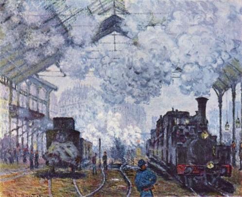 Grands peintres, et peintres ferroviaires