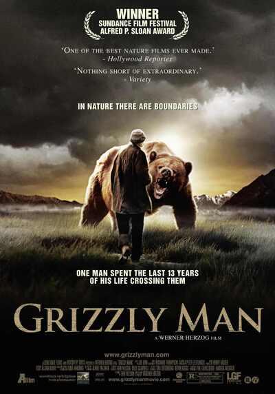 Grizzly man de Werner Herzog