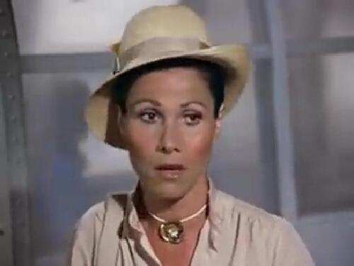 """Michele Lee dans"""" La croisière s'amuse."""""""