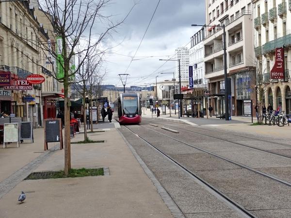 Le centre ville de Dijon a bien changé ...