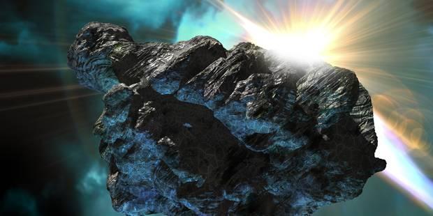 Ressources minières des astéroïdes: la chasse est ouverte