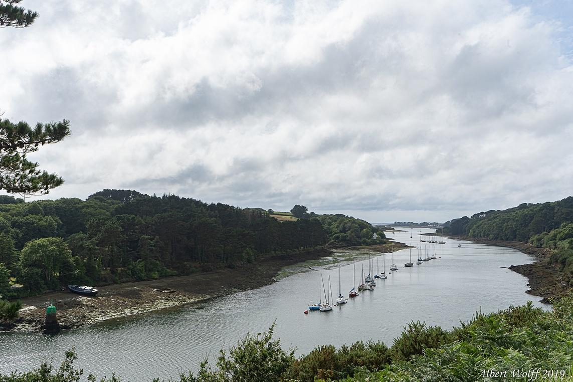 Finistère 2019 : Le gris de l'Aber Wrac'h