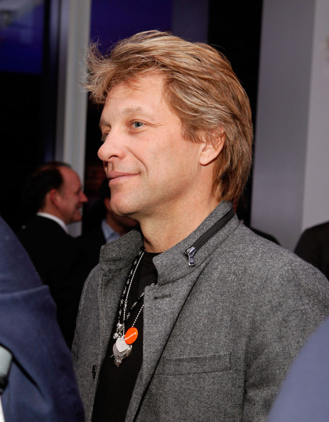 jon bon jovi with The Chew Takes a Bite Out of Party Life 07/06/2012