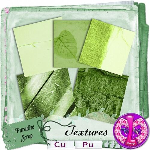 Papiers vert