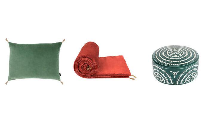 Table De Noël Traditionnelle - Optez Pour Le Trio Rouge, Vert, Blanc - Par Catherine Maliszewski - Du Magazine Maison Ceéative -