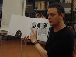 Printemps du Livre : rencontre avec Antoine Guilloppé