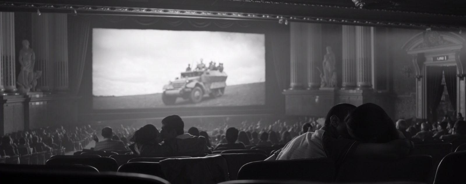 Cinéma Noir et Blanc