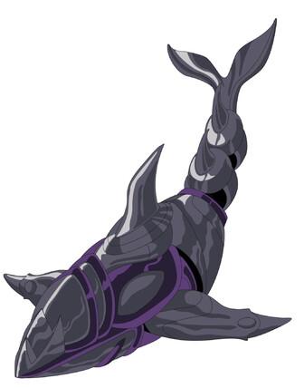 XIII - Armure de la Baleine (Cetus Cloth)
