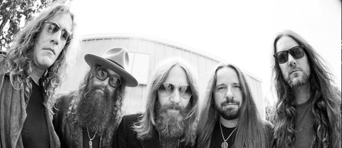 "BLACKBERRY SMOKE - ""Like An Arrow"" (Clip)"