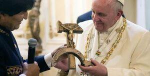 Un Pape de roman.