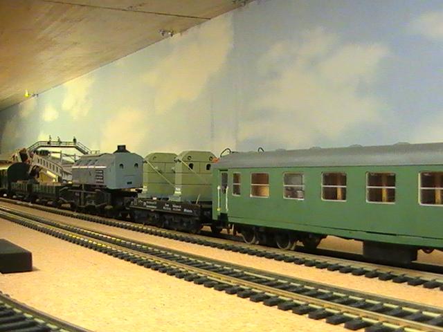 Fleischmann - Wagon atelier.