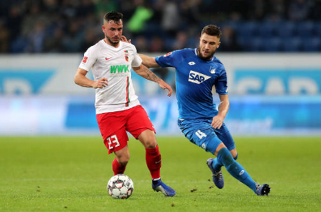 Maillot Hoffenheim 2019 Domicile