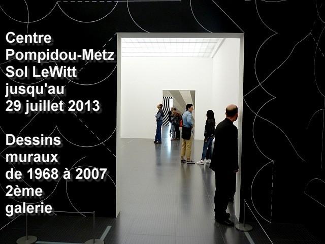 Sol LeWitt à Metz 1 Marc de Metz 2012