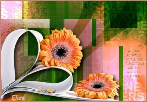 Seeds of Today d'Astrid design chez  Violette