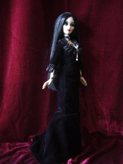 Vêtements réalisés pour poupées