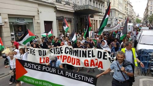 - Terrorisme à Paris le soir du 12 mai 2018, jour de la manif pour la Palestine !