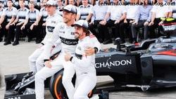 Alonso met la pression sur son nouveau coéquipier !