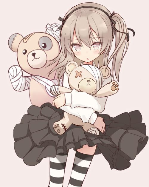 Image de anime, anime girl, and kawaii