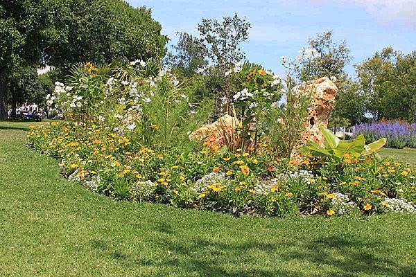 les jardins du front de mer de Royan -19-