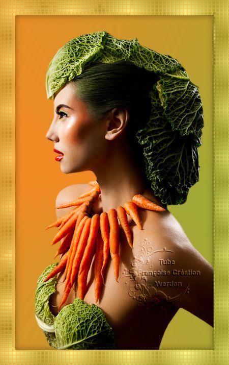Femmes fruits-légumes (01 à 03)