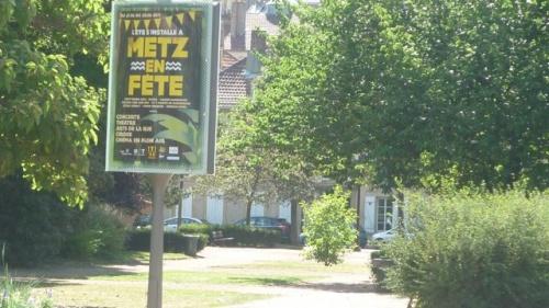 Metz, ville de l'homo festivus festivus (3 juillet 2011)