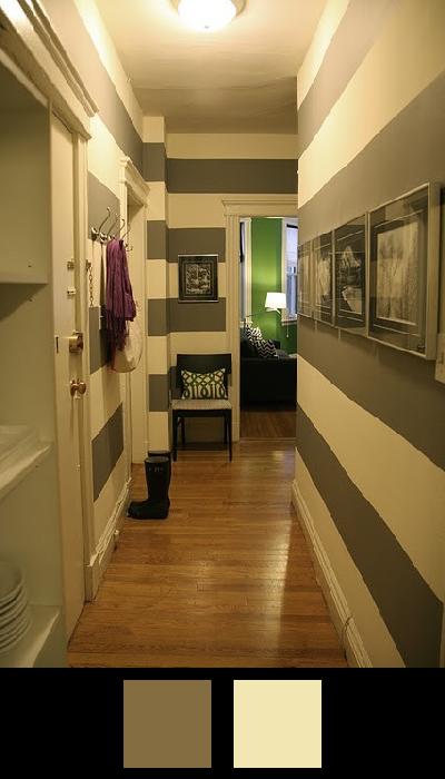 Les Couloirs - Nuancier 4