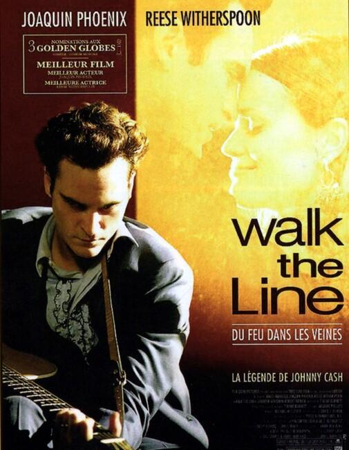 WALK THE LINE BOX OFFICE FRANCE 2006