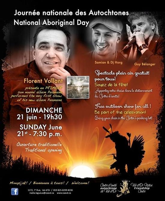 journée Nationale des Autochtones