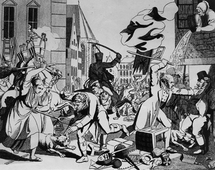 Pogrom Hep Hep 1819